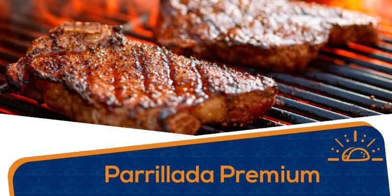 Paquete Parrillada Premium