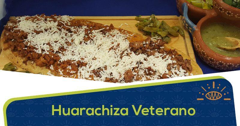 Huarachiza El Veterano